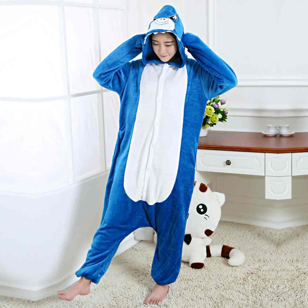 Adult Sizes and Animal Onesies